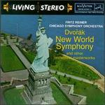 Dvorák: New World Symphony; Smetana: Bartered Bride; Weinberger: Polka & Fugue