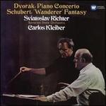 "Dvorák: Piano Concerto; Schubert: ""Wanderer"" Fantasy"