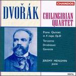 Dvor�k: Piano Quintet in A major, Op. 81; Terzetto; Drobnosti; Gavotte