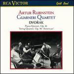 Dvorák: Piano Quintet; String Quartet