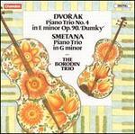 """Dvorák: Piano Trio No. 4 """"Dumky""""; Smetana: Piano Trio in G minor"""