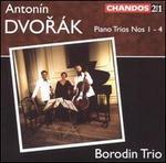 Dvorák: Piano Trios Nos. 1-4