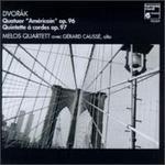 "Dvorák: Quatuor Op. 96 ""American""; Quintette à cordes Op. 97"