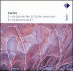 "Dvorák: String Quartet No. 12 ""American""; String Quintet"