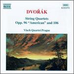 "Dvorák: String Quartets Opp. 96 ""American"" and 106"