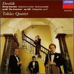 "Dvorák: String Quartets, Opp. 96 ""The American"" & 105; 5 Bagatelles, Op. 47"