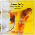 Dvorák: String Quartets, Vol. 1