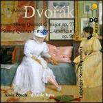 "Dvorák: String Quintet Op. 77; String Quartet Op. 96 ""American"""