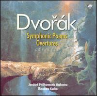 Dvorák: Symphonic Poems; Overtures - Janácek Philharmonic Orchestra; Theodore Kuchar (conductor)
