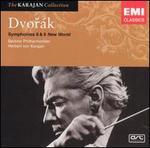 "Dvorák: Symphonies Nos. 8 & 9 ""New World"""