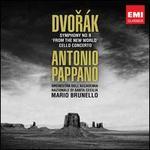 "Dvor�k: Symphony No. 9 ""From the New World""; Cello Concerto"