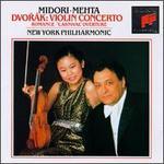 Dvor�k: Violin Concerto, Op. 53