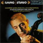 Dvorák & Walton Cello Concertos
