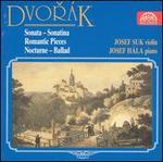 Dvorák: Works for Violin & Piano