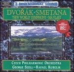 "Dvorak: ""New World"" Symphony; Smetana: Ma vlast"