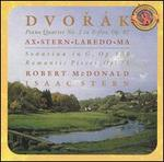 Dvorak: Piano Quartet No. 2 in E flat, Op. 87; Sonatina in G, Op. 11; Romantic Pieces, Op. 75 [Bonus Tracks]