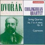 Dvorak: Quartet Op.16; Cypresses