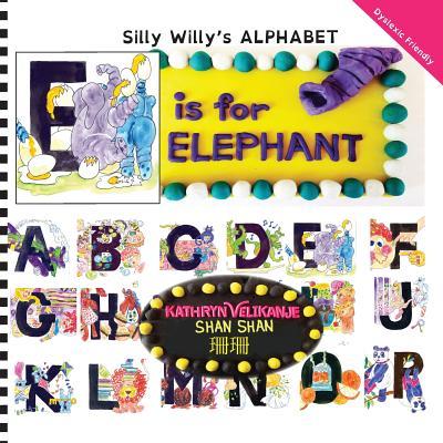 E Is for Elephant (Chinese) - Shan Shan, Kathryn Velikanje, and Wilson, Lynda Farrington (Illustrator)