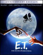 E.T. The Extra-Terrestrial [Anniversary Edition] [2 Discs] [Includes Digital Copy] [Blu-ray]