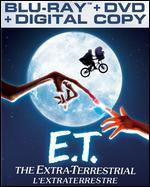 E.T. The Extra-Terrestrial [Anniversary Edition] [Blu-ray/DVD] [2 Discs]