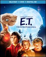 E.T. the Extra-Terrestrial [Includes Digital Copy] [Blu-ray/DVD] [2 Discs] - Steven Spielberg