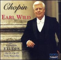 Earl Wild: Chopin Etudes - Earl Wild (piano)