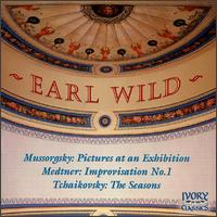 Earl Wild Plays the Russian Romantic Masters - Earl Wild (piano)