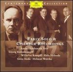 Early Solo & Chamber Recordings (1927-1947)