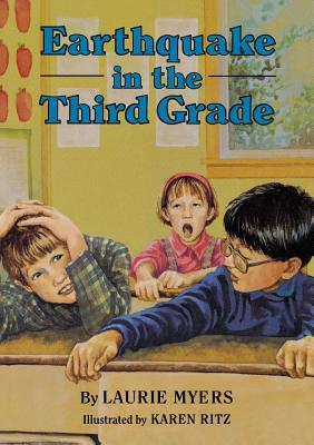 Earthquake in the Third Grade - Myers, Laurie