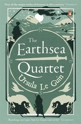 Earthsea: The First Four Books: A Wizard of Earthsea * The Tombs of Atuan * The Farthest Shore * Tehanu - Le Guin, Ursula