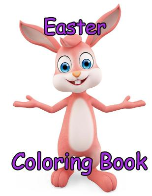 Easter Coloring Book - Books, Doodle