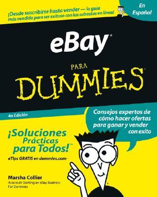 Ebay Para Dummies - Collier, Marsha