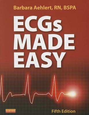 Ecgs Made Easy - Aehlert, Barbara, R.N.