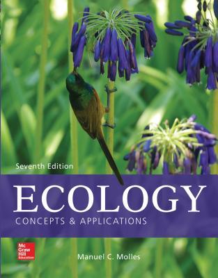 Ecology: Concepts and Applications - Molles, Manuel C.