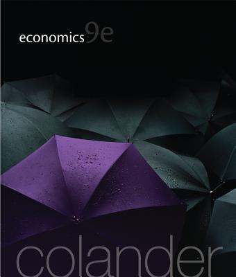 Economics - Colander, David C.