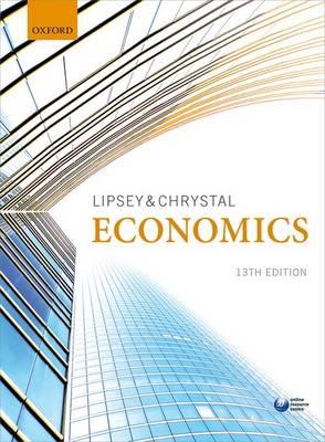 Economics - Lipsey, Richard G, and Chrystal, K Alec