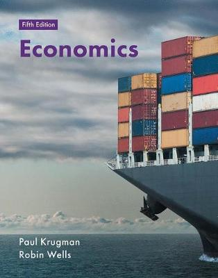 Economics book by paul krugman 11 available editions alibris books economics krugman paul and wells robin fandeluxe Choice Image