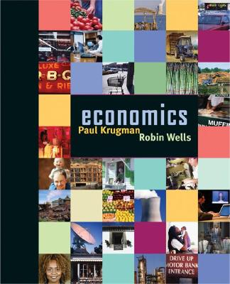 Macroeconomics book by paul krugman robin wells 14 available books by paul krugman fandeluxe Gallery
