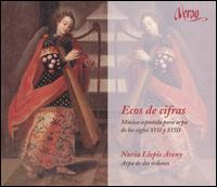 Ecos de cifras - Nuria Llopis Areny (harp)