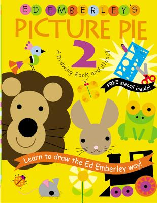 Ed Emberley's Picture Pie Two -