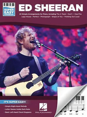 Ed Sheeran - Super Easy Songbook - Ed Sheeran