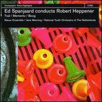 Ed Spanjaard Conducts Robert Heppener