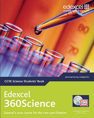 Edexcel GCSE Science: Pupil's Active Pack Book with CDROM: for Edexcel GCSE Science -