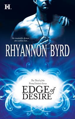 Edge of Desire - Byrd, Rhyannon