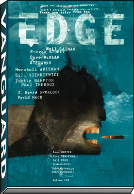 Edge PB: Cover Art by McKean - McKean, Dave, and Storey, Barron, and Arisman, Marshall