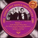 Edison Hot Dance Obscurities, Vol. 1