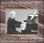 Edith Picht-Axenfeld's Last Piano Concert