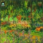Edmund Rubbra: The Four String Quartets
