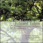 "Eduard Tubin: 2nd Symphony ""Legendary""; 5th Symphony"