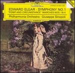 Edward Elgar: Symphony No. 1; Pomp and Circumstance Marches Nos. 1 & 4